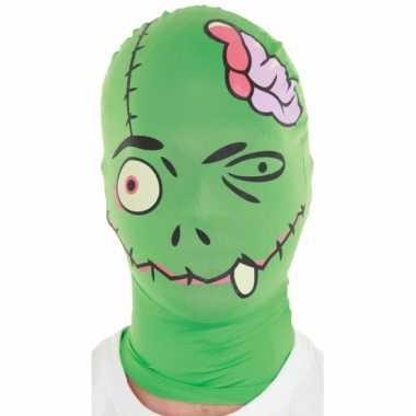 Frankenstein maskers zentais pak