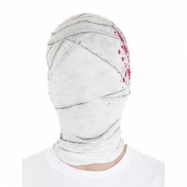 Mummie maskers zentais pak