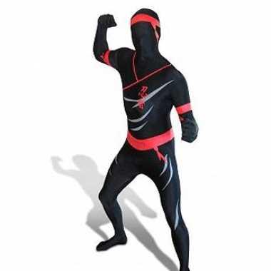 Ninja Zentai carnavalspak