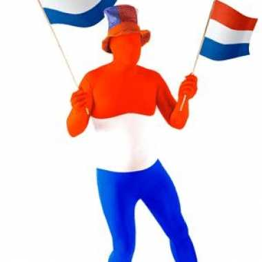 Zentai  Nederlands all over pak