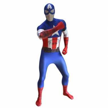 Zentai pak Captain America