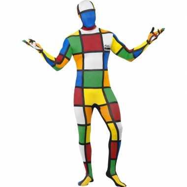 Zentai  Rubiks kubus pak