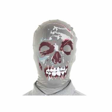 Zombie maskers zentais pak
